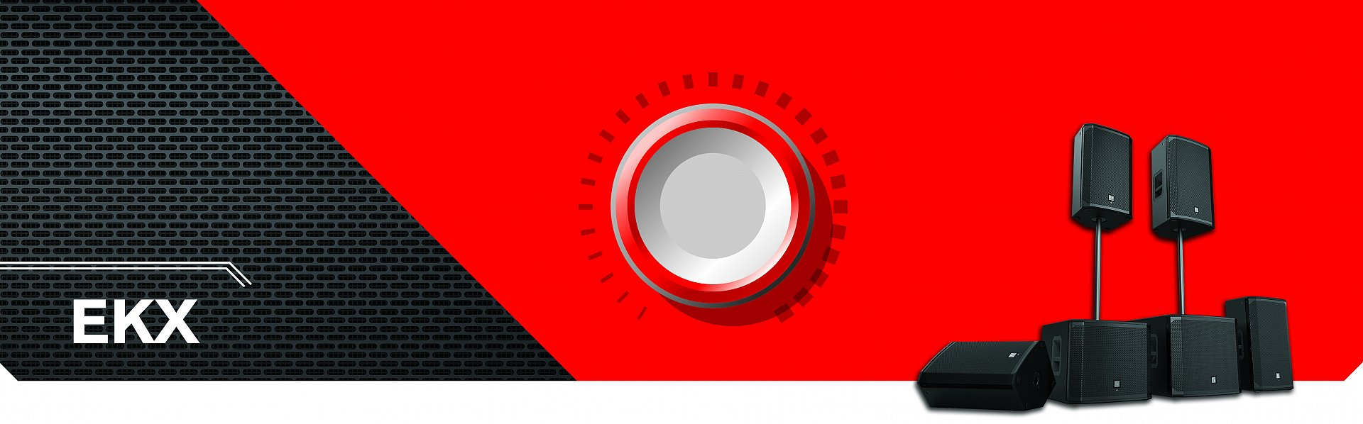 EV Electro-Voice EKX